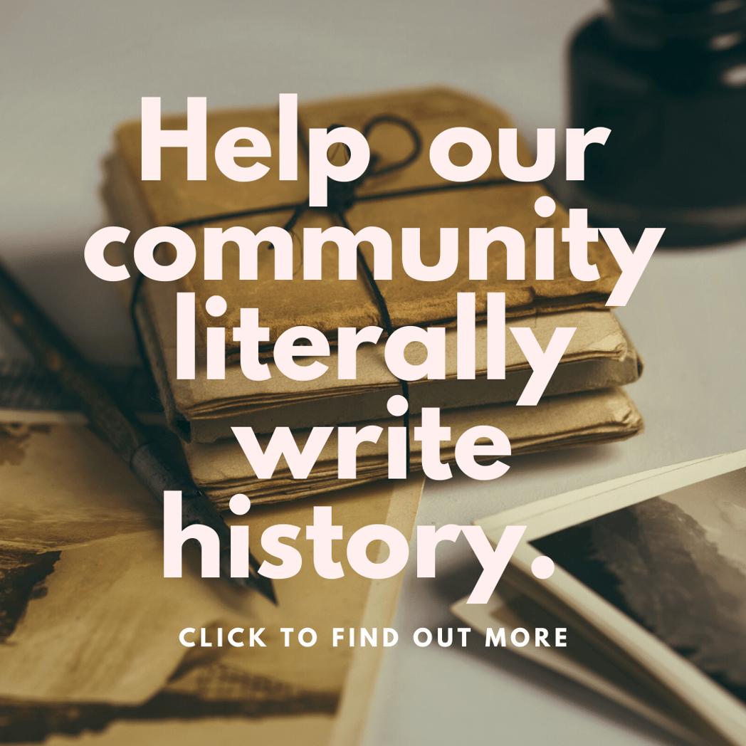 Help us literally write history! Region of Waterloo Museums, Region of Waterloo-1