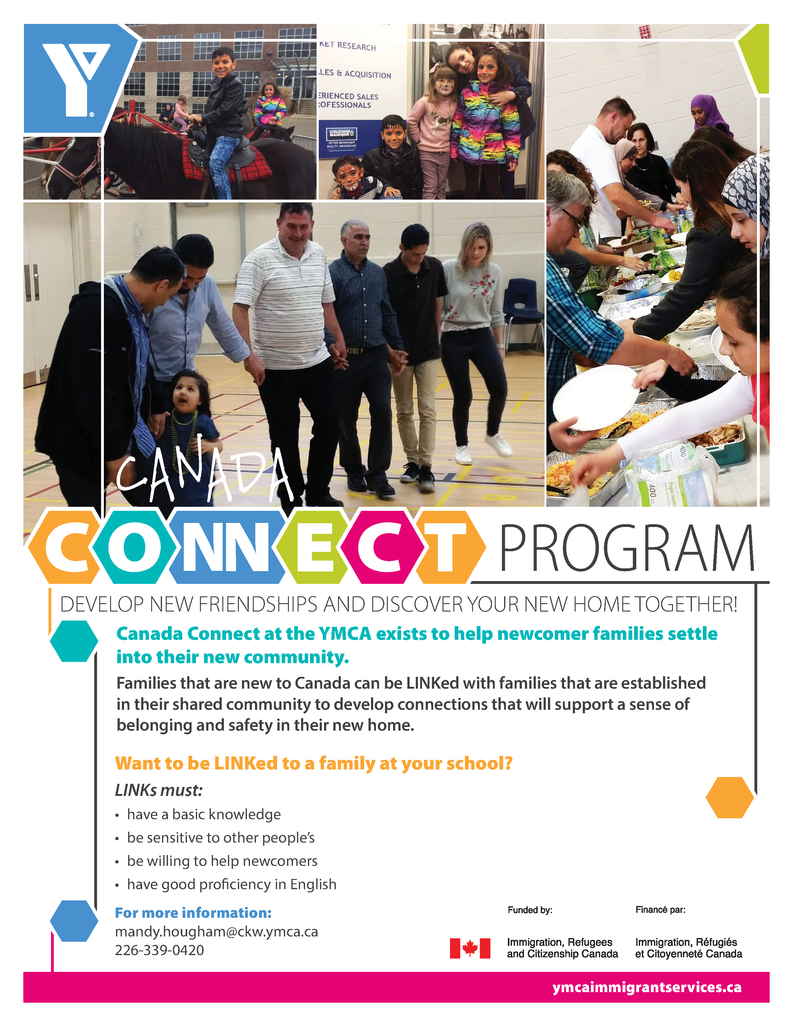 YMCA Connect Program