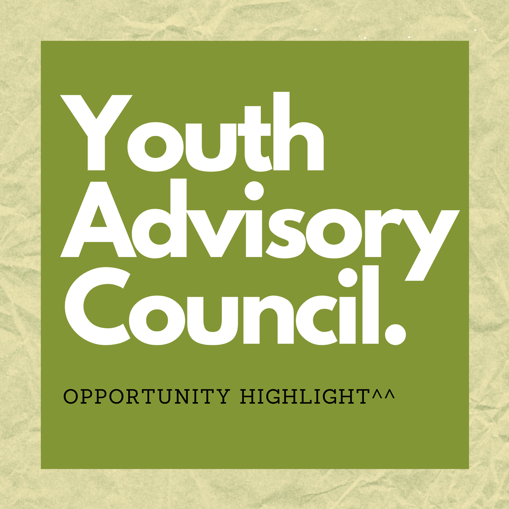 youth advisory council. opportunity highlight